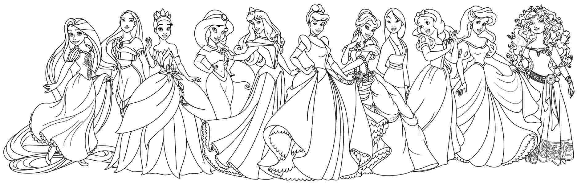coloring pages for girls 13 and up 05 | Disney SVG Files | Pinterest