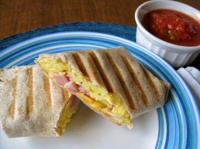 Grilled Breakfast Burritos | Tasty Kitchen: A Happy Recipe Community!
