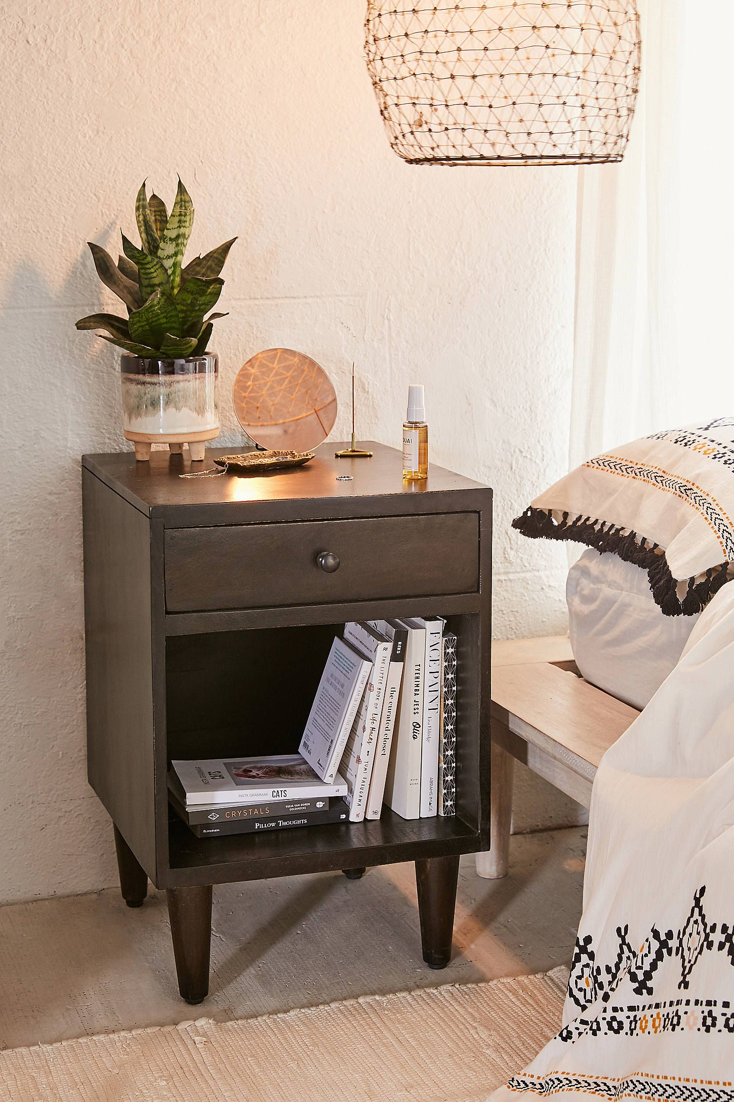 Amelia Nightstand Urban Outfitters Urban Outfitters Room