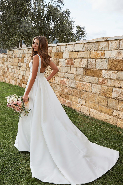 Jenny By Jenny Yoo Channing Timeless Wedding Dress Classic Wedding Dress Ball Gown Wedding Dress [ 1500 x 1000 Pixel ]