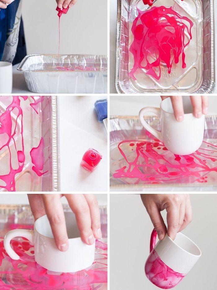 1001  Ideen und Inspirationen wie Sie Porzellan bemalen   porzellan bemal
