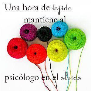 http://patronesparacrochet.blogspot.com.es/2013/01/frases-para-tejedoras.html
