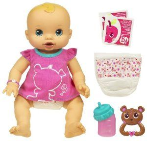 Baby Alive Whoopsie Doo Doll Caucasian By Hasbro 75 99 Playing Mommy Is More Fun Than Ever With This Ba Baby Alive Potty Training Dolls Baby Alive Dolls