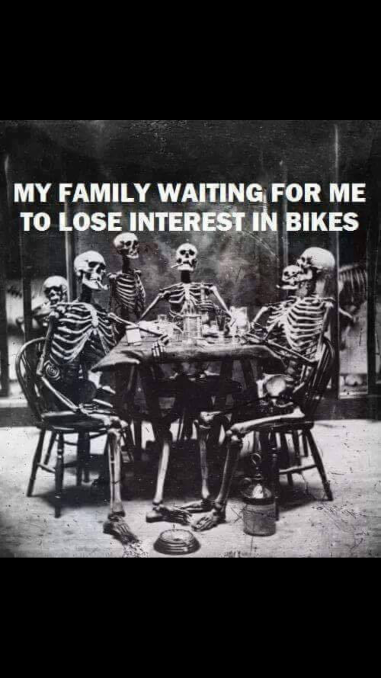 Yessss Bikerlife Bikerchick Bikerfamily Shop Our Latest Print Collection Of Motorcycle Motorcycle Riding Quotes Riding Quotes Motorcycle Quotes Funny