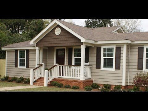 This Video Shows The Advantages Of Vinyl Siding And Trim For Your Home Mobile Home Porch Mobile Home Exteriors Painting Vinyl Siding