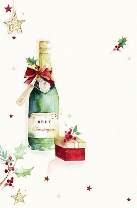 Lynn Horrabin - Lynn Horrabin champagne and gift bx.JPG