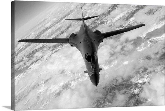 Greatbigcanvas.com  B1 Lancer - favorite airplane of all time
