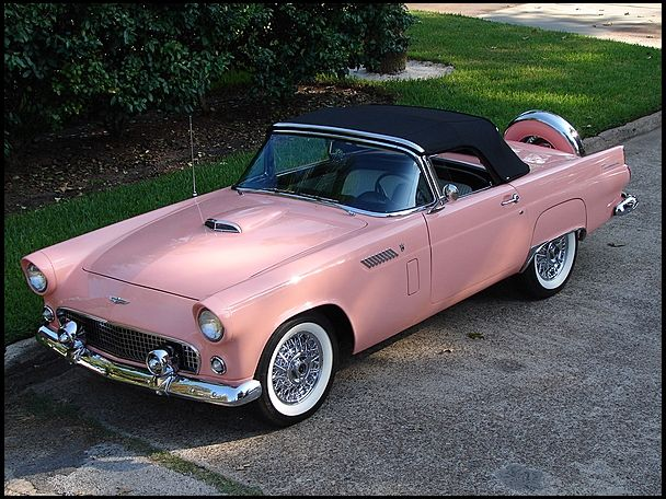 1956 Ford Thunderbird Convertible | F283 | Dallas 2012 | Mecum Auctions
