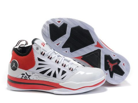 finest selection 08d16 37a95 Jordan CP3 IV 4 White Red Black Shoes are in a sale on our ...