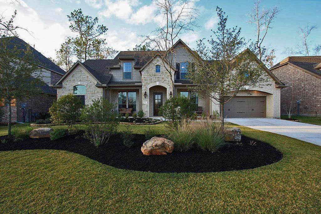 landscape ideas House styles, Landscape, Woodland