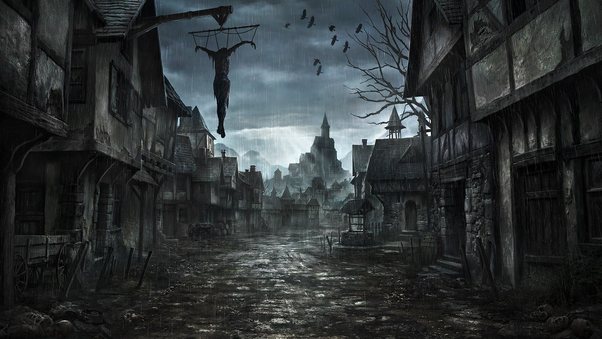 medieval dark fantasy hd - photo #17