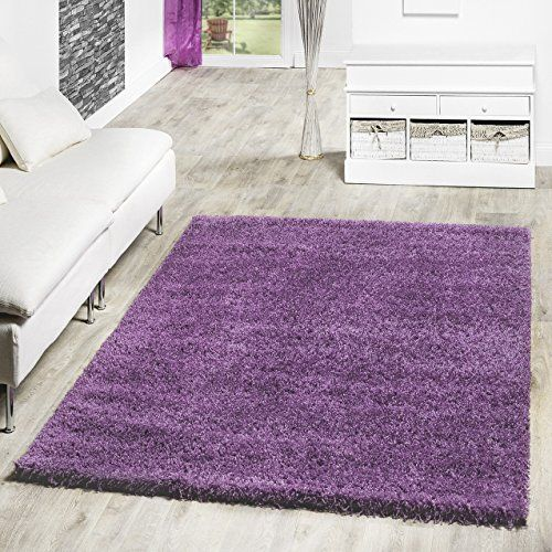 Shaggy Carpet High Pile Long Rug Living Room PREISHA