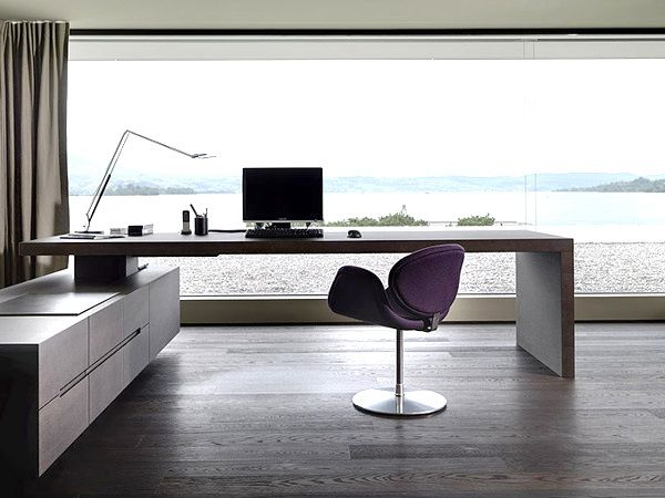 Home Office By Swiss Fine Line Modern Home Office Desk