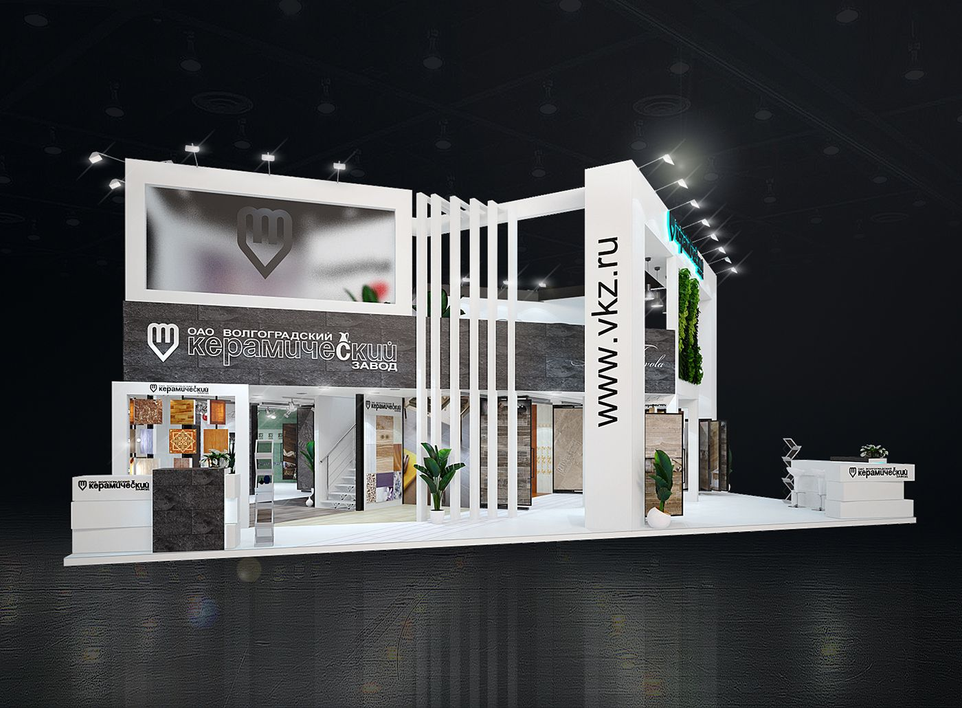 ВКЗ batimat russia favorite exhibition stands