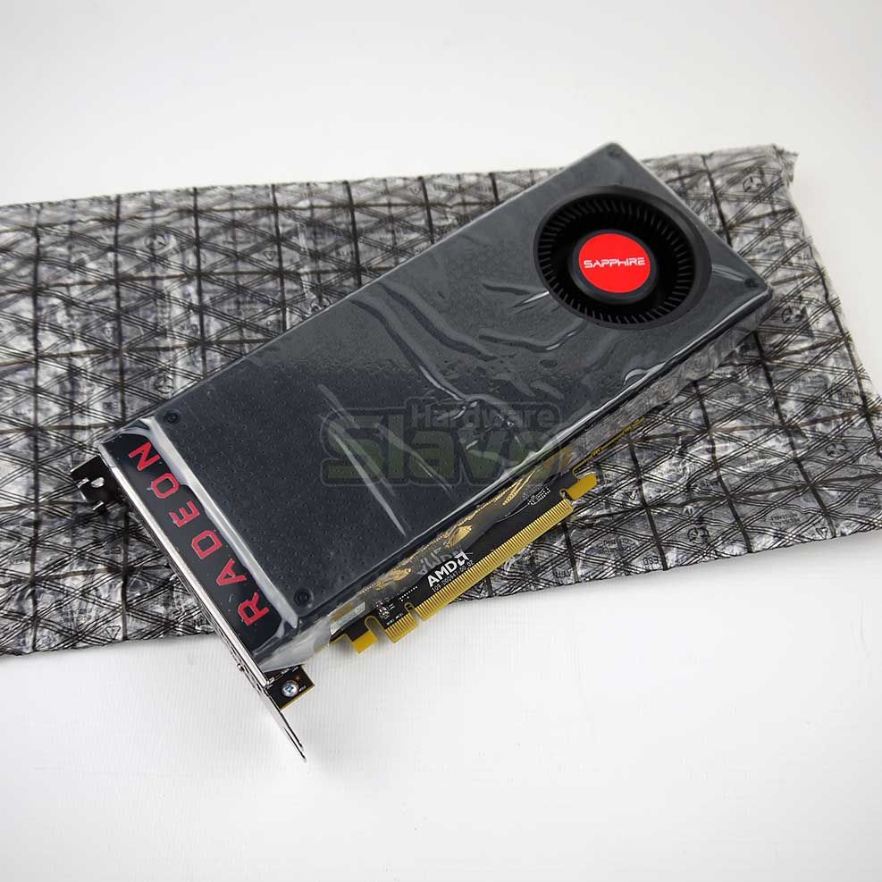 Sapphire AMD Radeon RX 480 8Gb Graphics Card Review