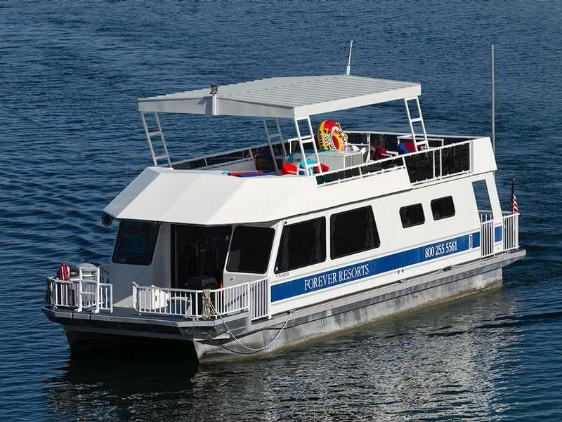 50foot forever 8 houseboat lake powell houseboat