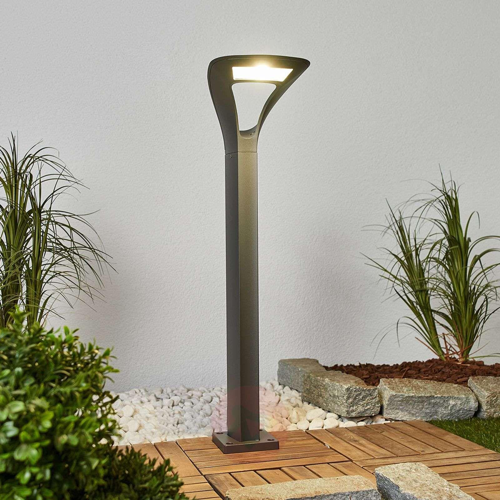 lampy ogrodowe stojące oprawa led 8m