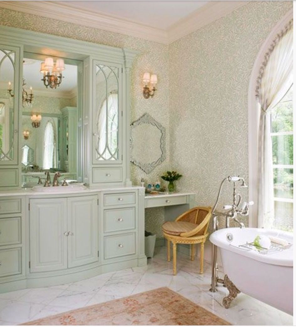 Pin by Mark Pierce on French apt | Bathroom, Bath vanities ...