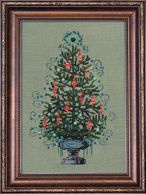 "NORA CORBETT /""CHRISTMAS TREE 2010/"" Limited Edition Kit"