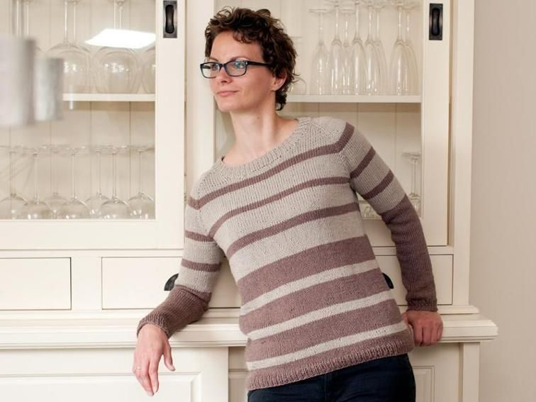 12 Simple Sweater Patterns You Can Knit In A Flash Sweater