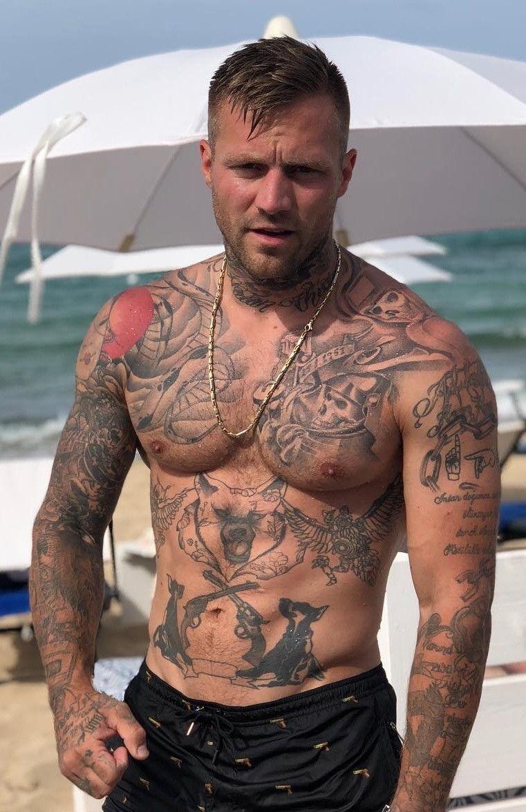 Körper Tattoo