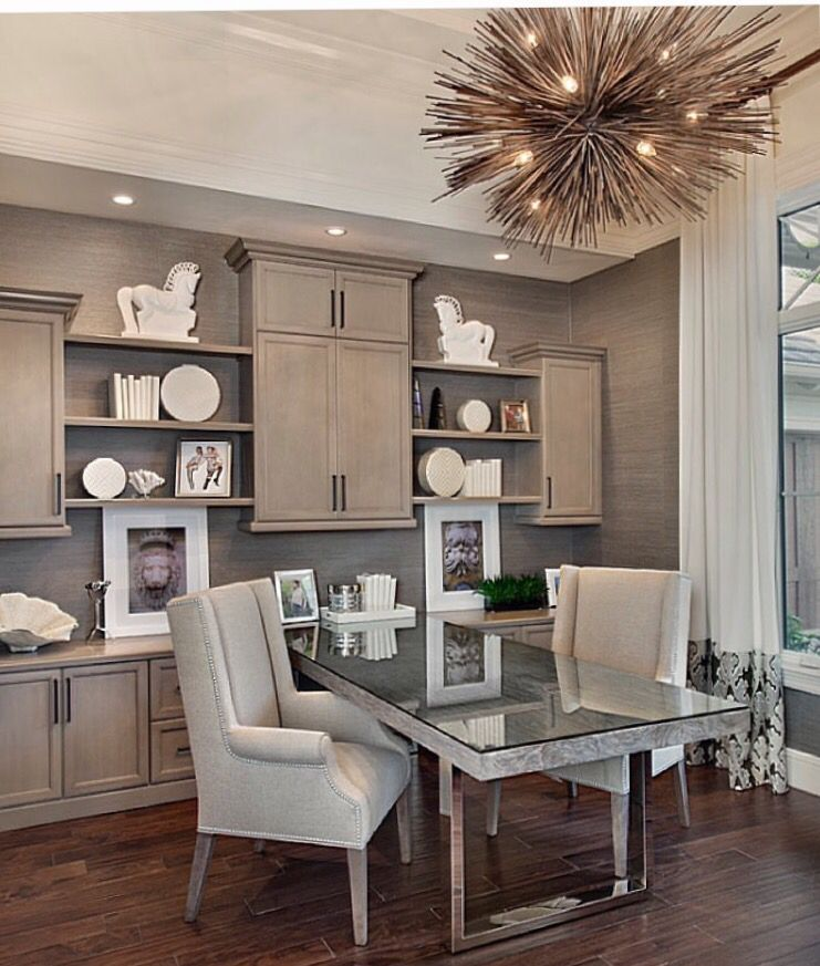Home Office Design , Home , Traditional Home Office