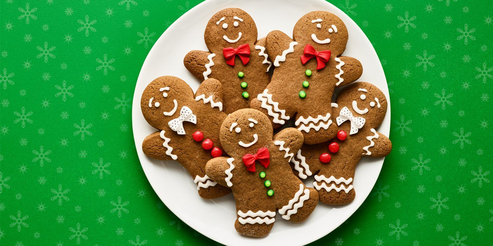 Gingerbread People | A Toast To Our Traditions | Publix ...