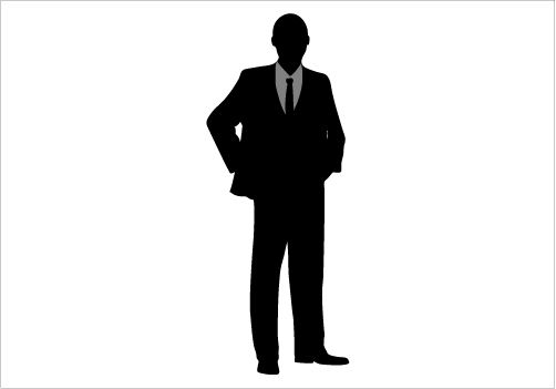 executive man silhouette graphics silhouette clip art pinterest rh pinterest com executive assistant clipart executive chef clipart