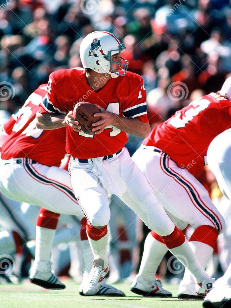Steve Grogan New England Patriots New England Patriots Football Patriots Football New England Patriots