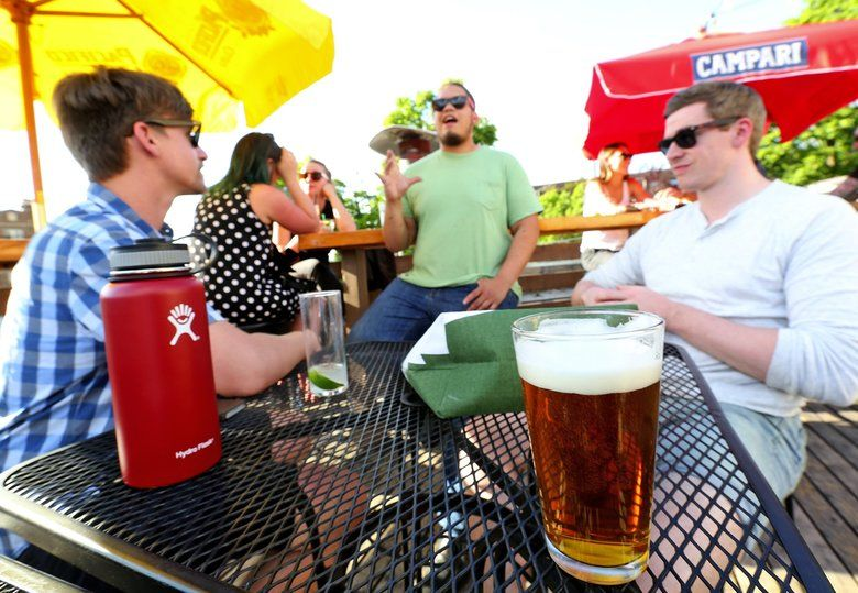 Captain Blacks on Capitol Hill draws crowds every day