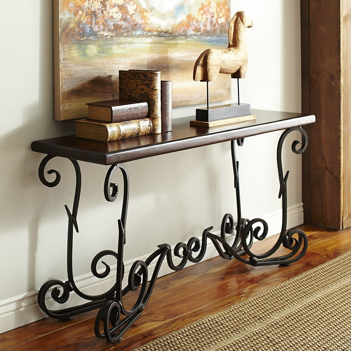 Quentin Console Table Pier 1 Imports Living Room Accent Tables