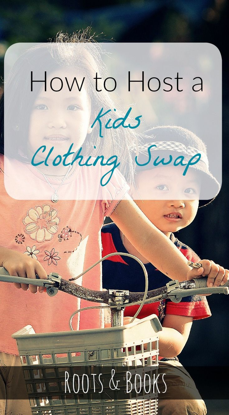 How to Host a Kids Clothing Swap | Family and Home