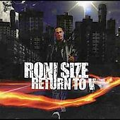 RONI SIZE Return To V SEALED CD 2005 Jungle Drum And Bass Electronica 100% Vocal