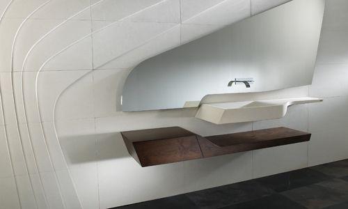 Lavabos diseños modernos y elegantes para tu cuarto de baño