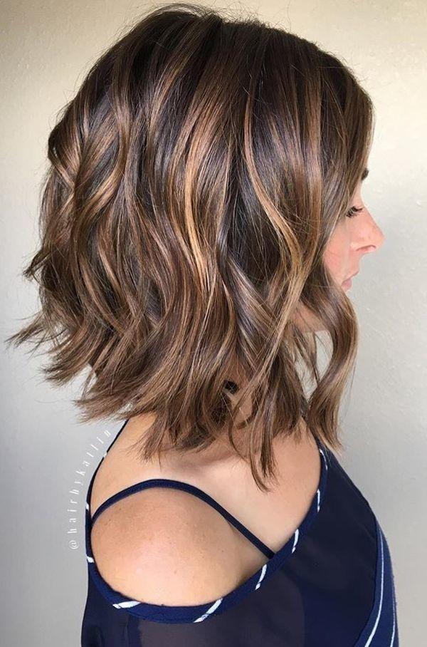 Modeles coiffures automne 2017