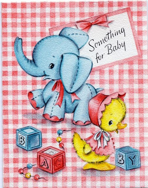 something for baby