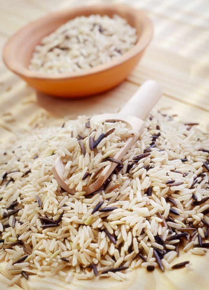 Chinese kip met wilde rijst