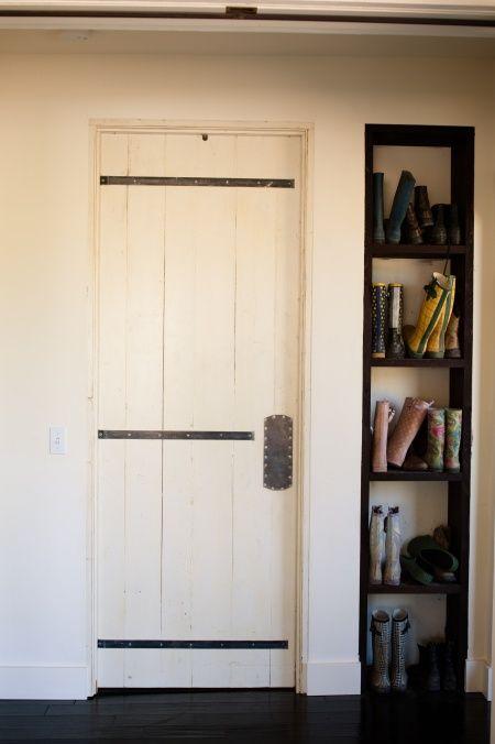 Boot shelf niche... Ben Riddering