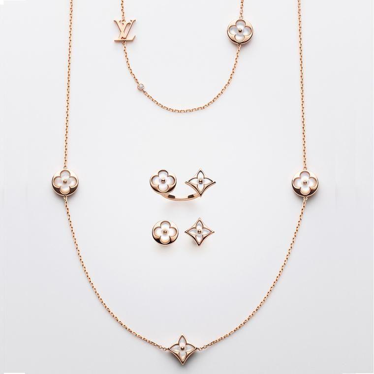 87f28e5f9556 Precious and petite  Color Blossoms chez Louis Vuitton