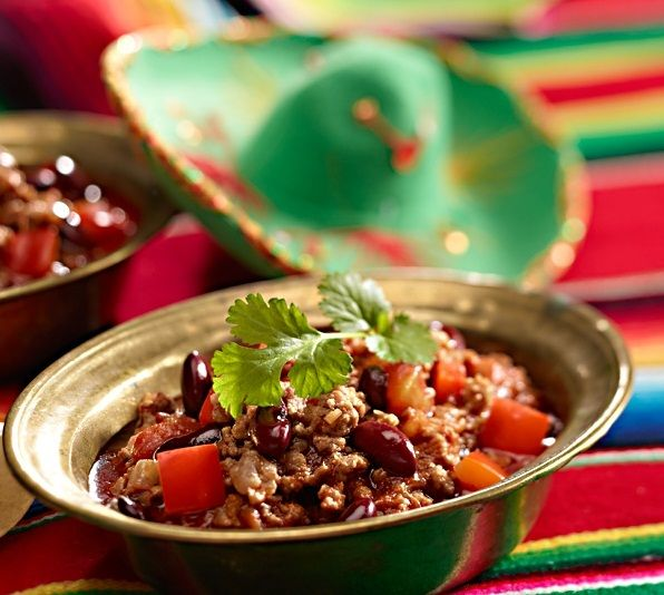 Chili Con Carne Przepis Recipe Food Food And Drink Food Presentation