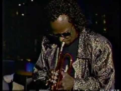 Miles Davis -RIP- Marcus Miller David Sanborn We Three Kings Of Orient Are