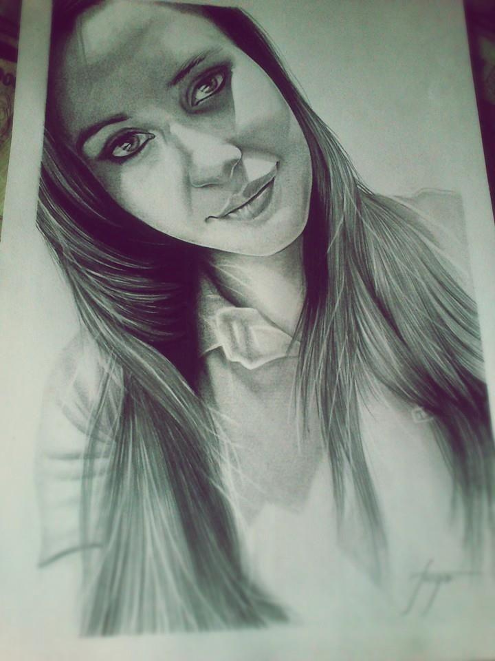 Drawing/Desenho By Tiago Alves Quintino