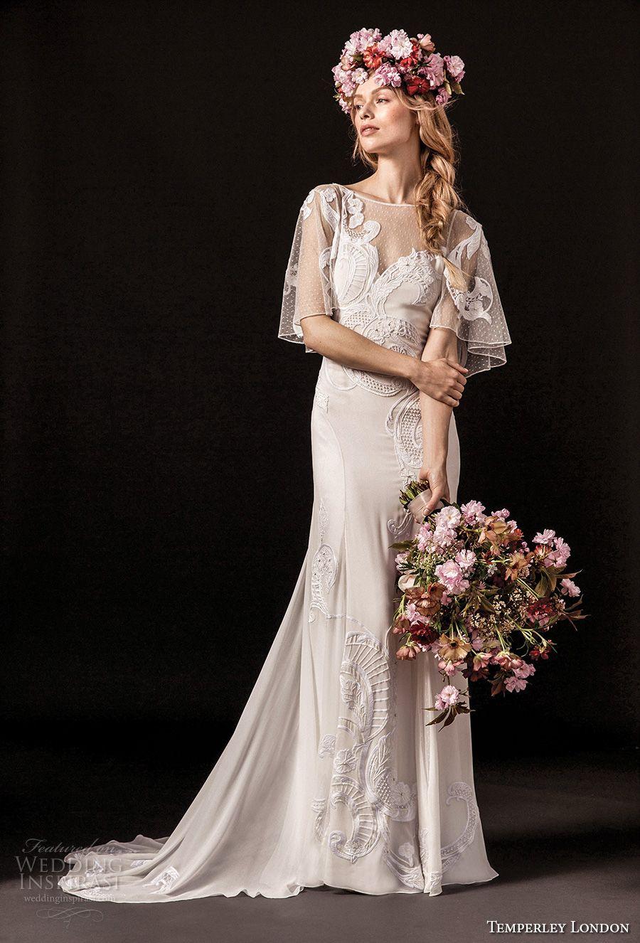 Temperley london spring wedding dresses u ucdahliaud bridal