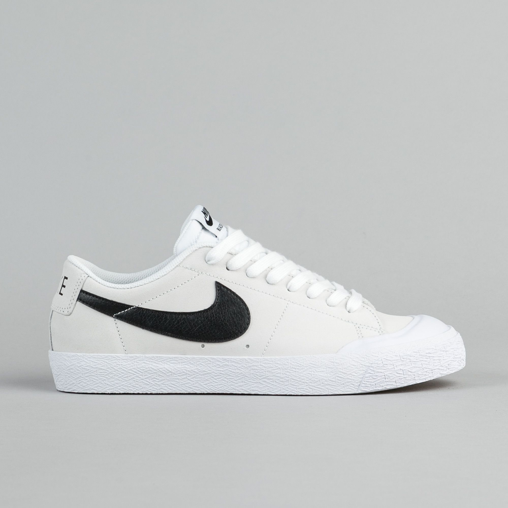 Marques Chaussure homme Nike homme Blazer Low Summit White/Summit White