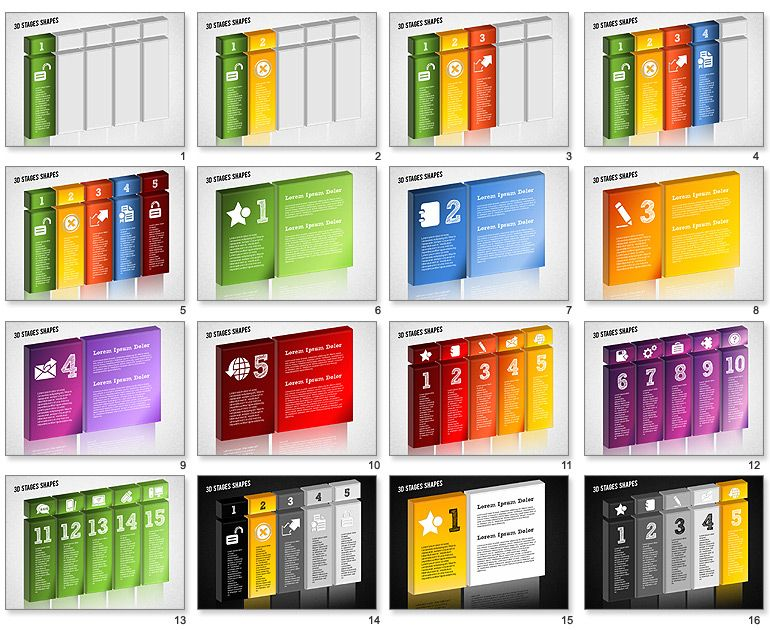 powerpoint table templates