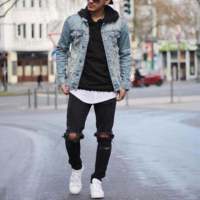 Estilo ropa de hombre Pinterest Estilo, Moda masculina y Ropa