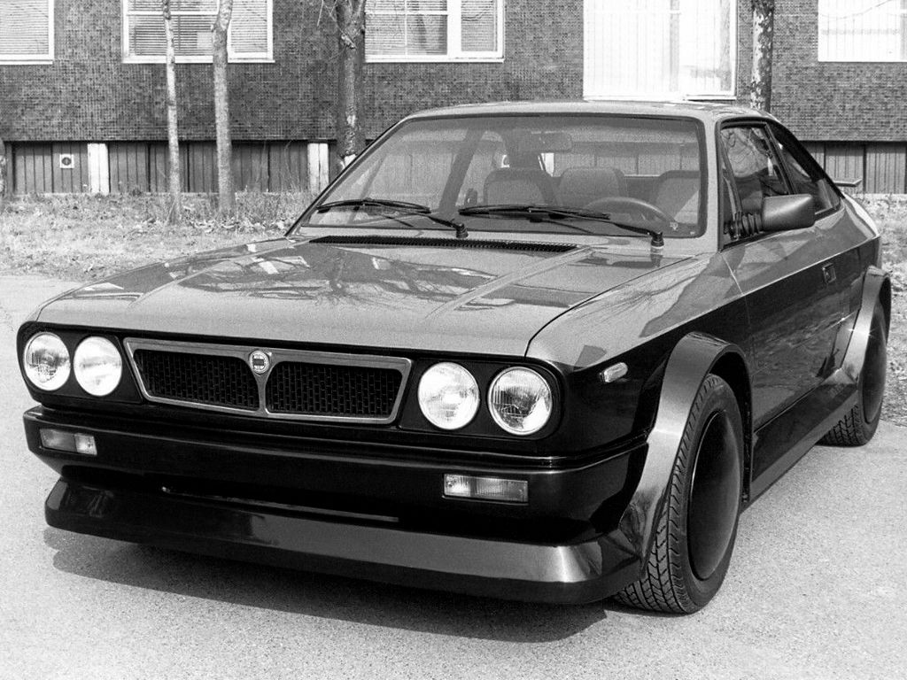 Lancia Beta Coupe Hfz Body Kit Coupe Classic Sports Cars
