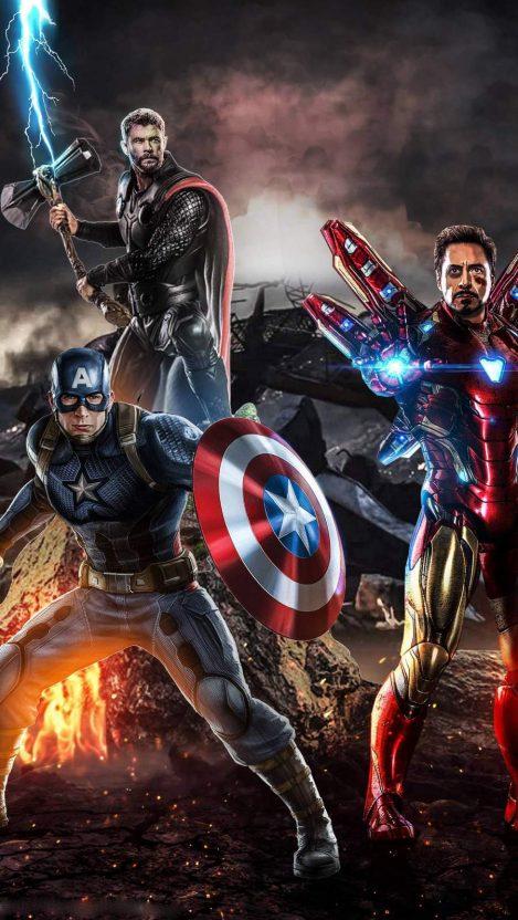 Avengers Trinity Iphone Wallpaper Marvel Comics Wallpaper Captain America Wallpaper Avengers Wallpaper