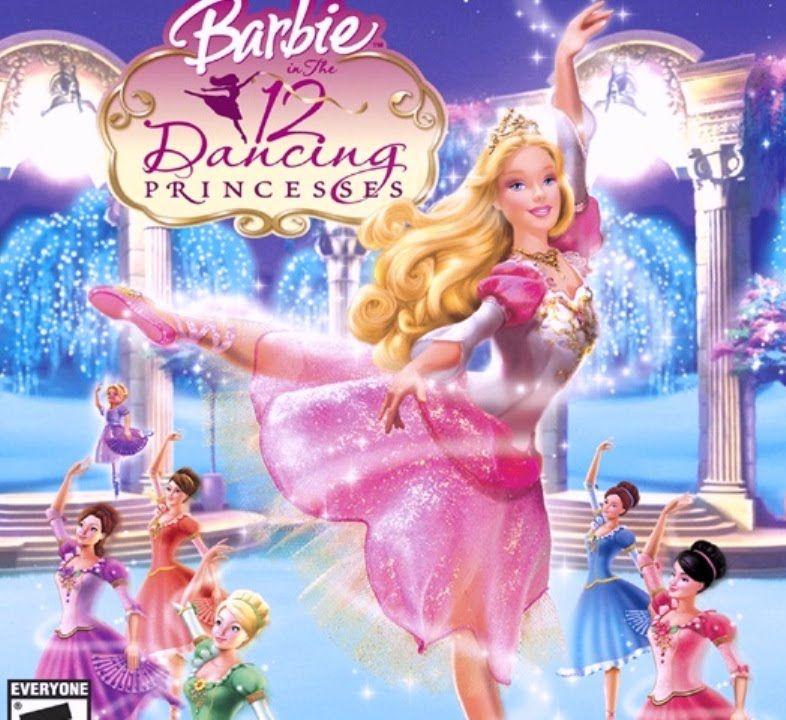 Barbie in the 12 dancing princesses 2006 wa tch barbie