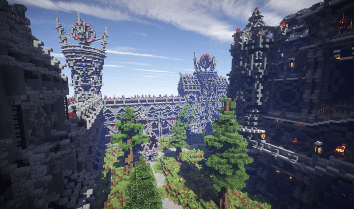 Epic Evil Themed Medieval Faction Spawn Free Large
